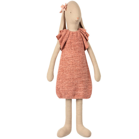 Maileg Knitted Dress Bunny, Size 5,  26 inches