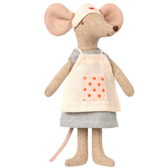 Maileg Nurse Clothes for Mom/Dad Mouse
