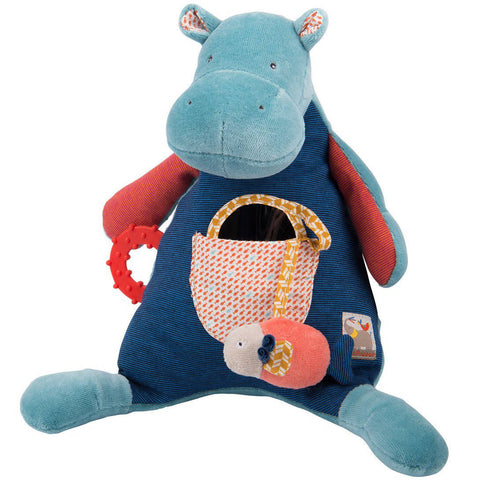 Moulin Roty Les Papoum Activity Hippo