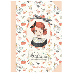 Les Parisienne Coloring Book
