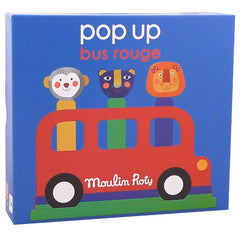 Moulin Roty Les Popipop Pop Up Bus