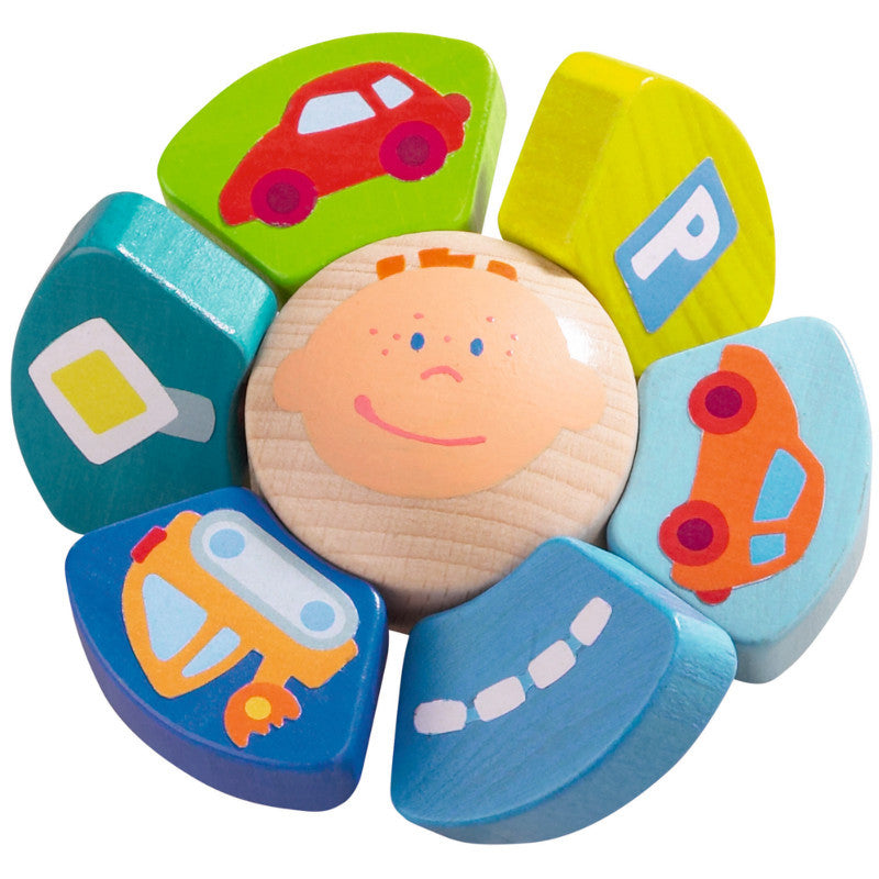 HABA Rotundo Clutching Toy