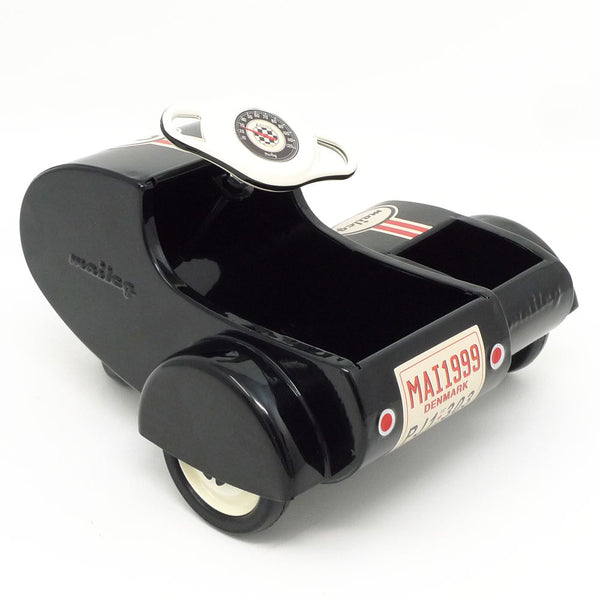Maileg Metal Scooter with Sidecar, Black – My Sweet Muffin