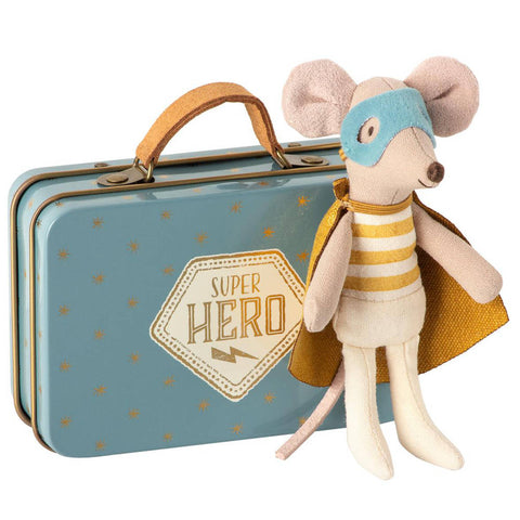 Maileg Guardian Hero Mouse