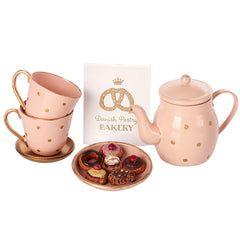 Maileg Tea Time Set with Biscuits
