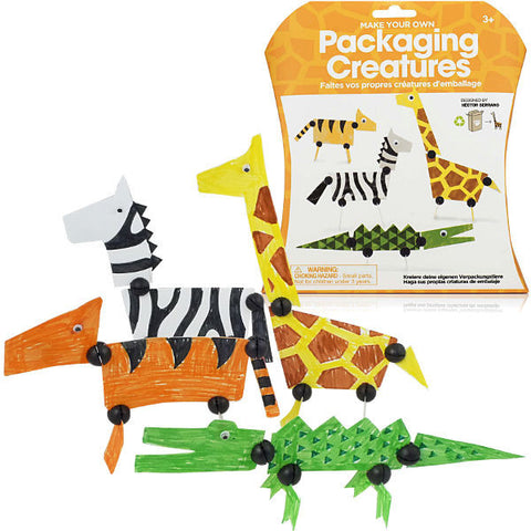 Packaging Creatures