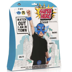 Make Your Own Superhero Masks