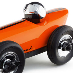 Playforever Midi Race Car Buck Orange