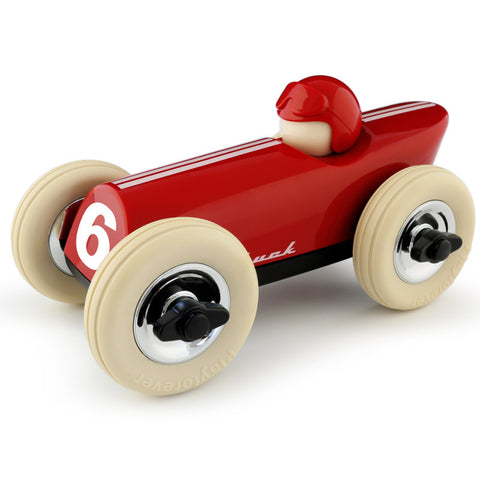 Playforever Midi Race Car Buck Red