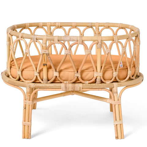 Poppie Doll size Crib, Cray
