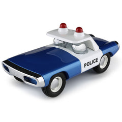 Playforever Maverick Police Car, Blue
