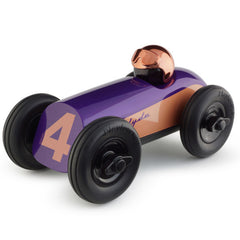 Playforever Midi Race Car Clyde Purple