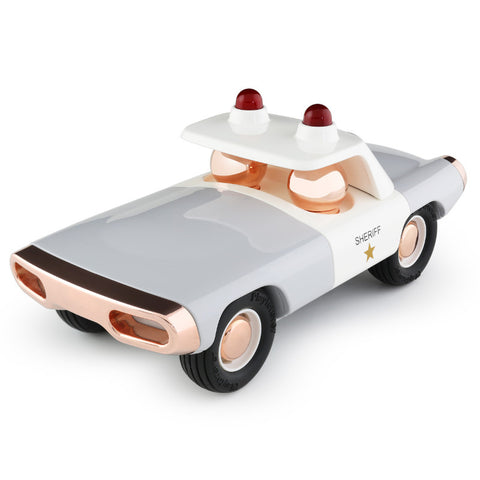 Playforever Maverick Police Car, Grey