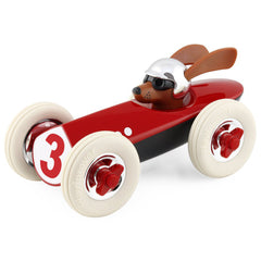 Playforever Rufus Patrick Roadster, Red
