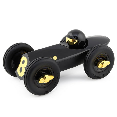 Playforever Rufus Vince Roadster, Black and Gold