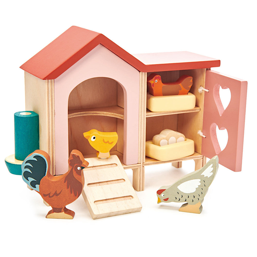 Tender Leaf Toys Chicken Coop