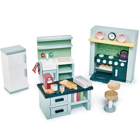 Tender Leaf Toys Dovetail Kitchen Set