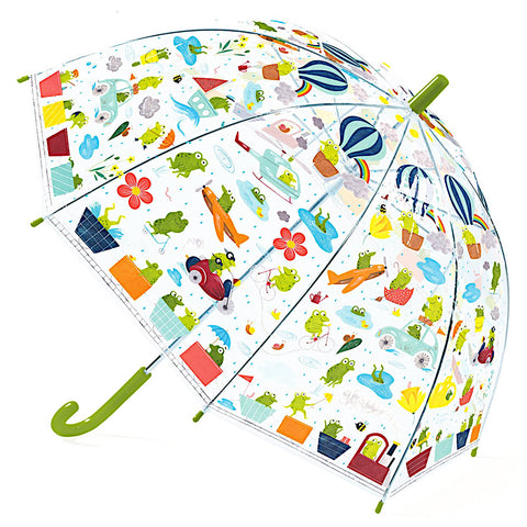 Djeco Umbrella, Froglets