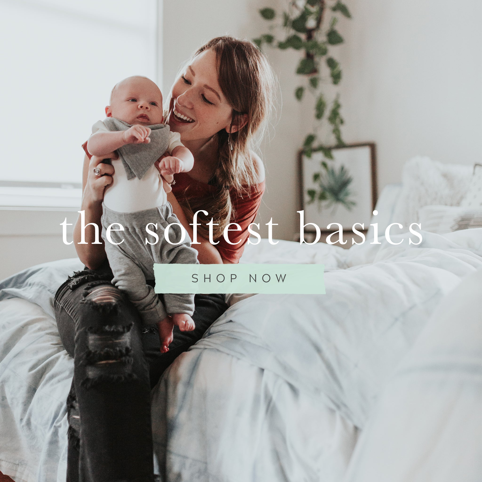 Organic Baby Clothes & Toys | Finn + Emma Official Site