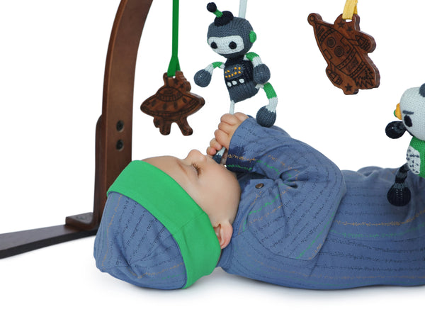 choosing the right baby play gym