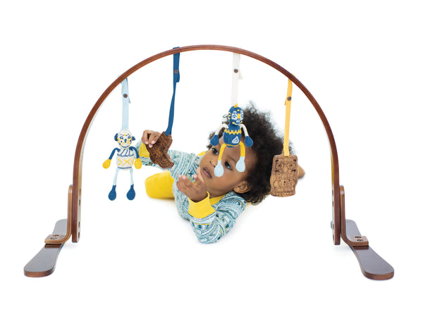 the perfect holiday splurge:<br />eco-friendly baby play gym
