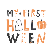graphic bodysuit | 1st halloween