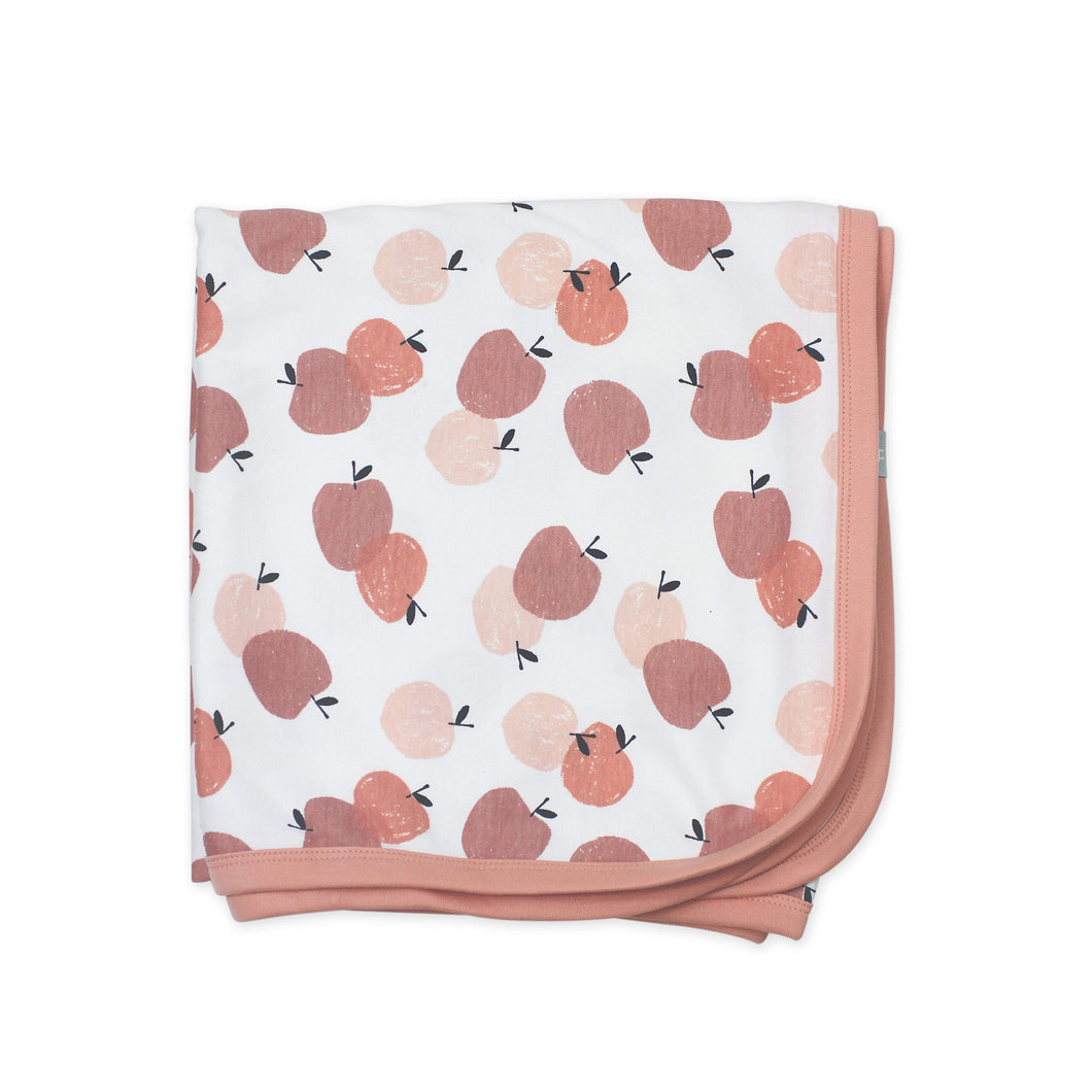 Baby swaddle blanket | peaches finn + emma