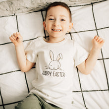 Baby graphic tee | happy easter finn + emma