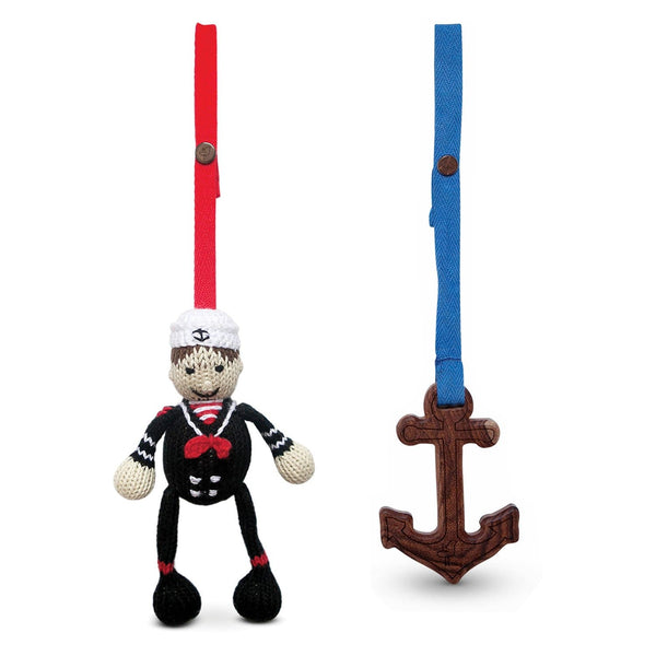2 pc. stroller toys [graysen & anchor]