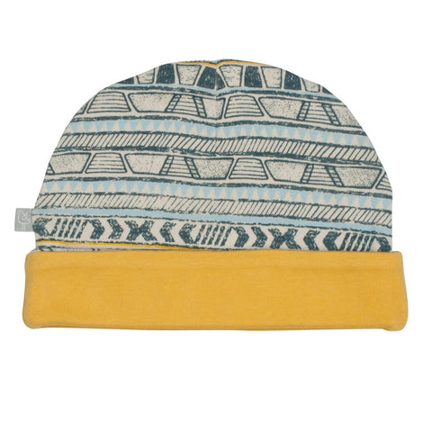 reversible hat [tribal stripe]