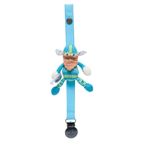 pacifier holder | gunnar the viking