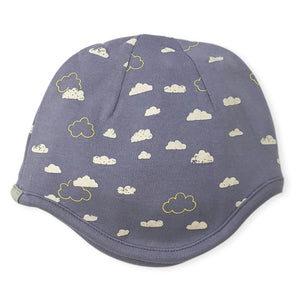 reversible cap | clouds
