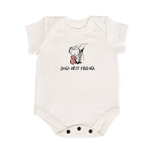 Baby graphic bodysuit | best friend finn + emma