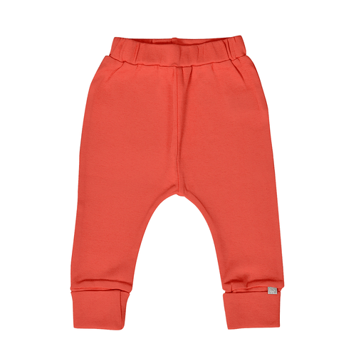 Baby cuffed pants | watermelon finn + emma