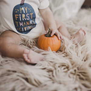 lap bodysuit | 1st Thanksgiving
