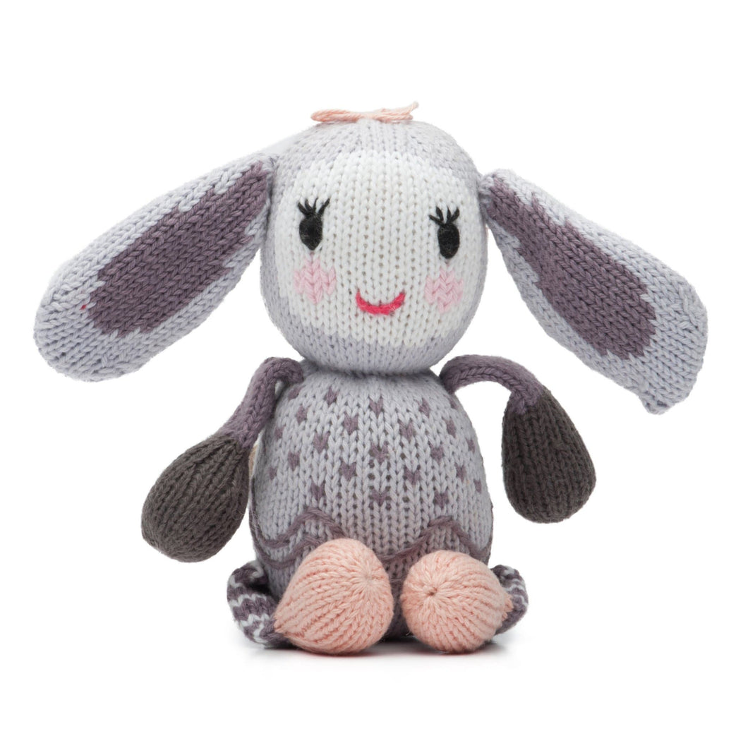 rattle buddy  | belle the bunny