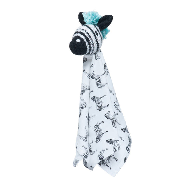 rattle lovie [daisy the zebra]