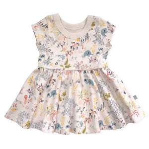 Baby twirl dress  | savanna finn + emma