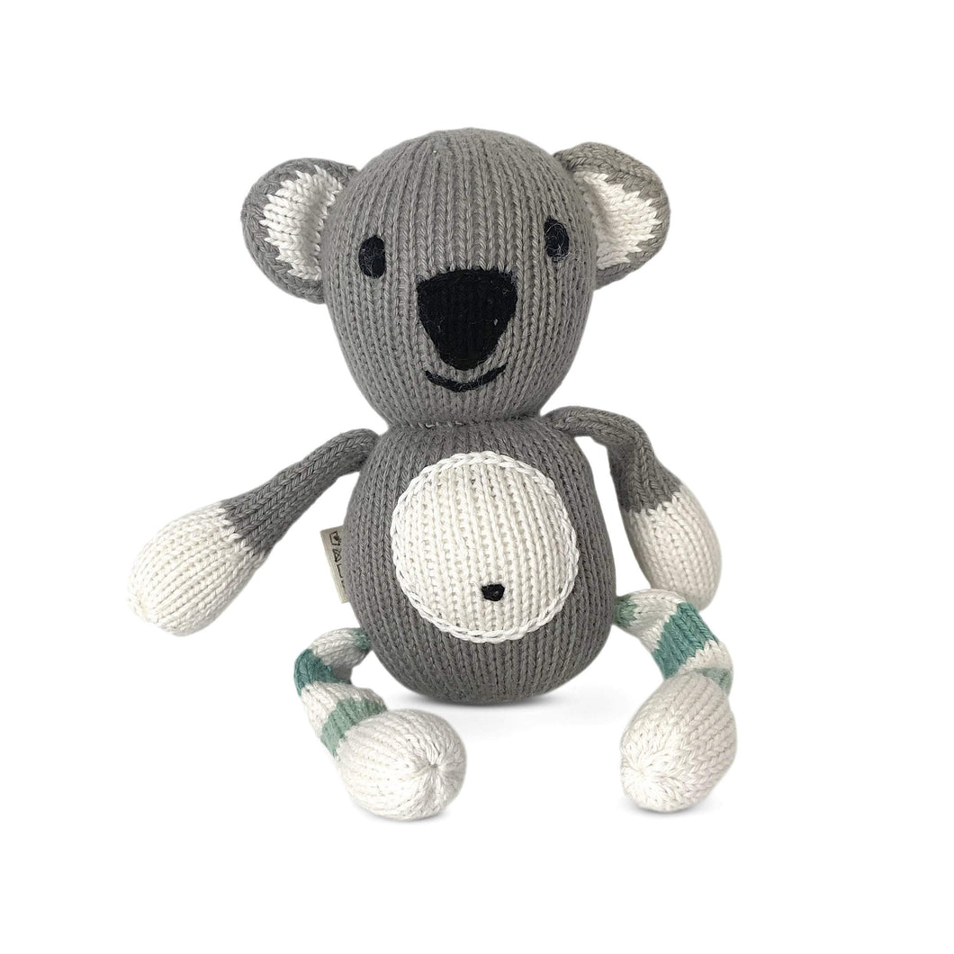 rattle buddy | sawyer the koala