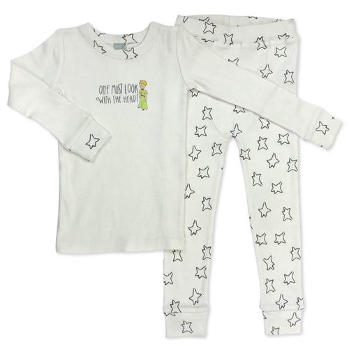 pajamas | ivory & little prince