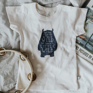 graphic tee | wild child