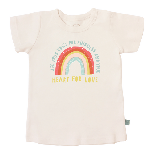 Baby graphic tee | Kindness finn + emma