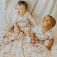 swaddle blanket | savanna