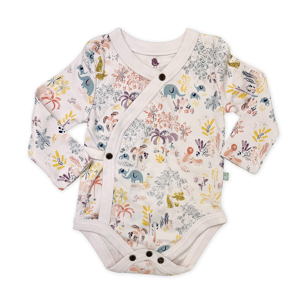 Baby long bodysuit | savanna finn + emma
