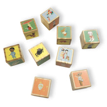 wood blocks | the wonderful things you will be
