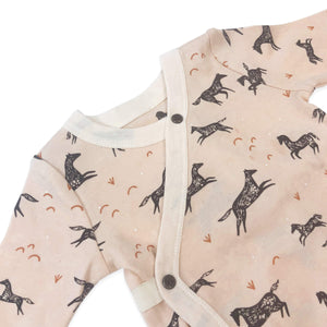 long bodysuit | wild horses