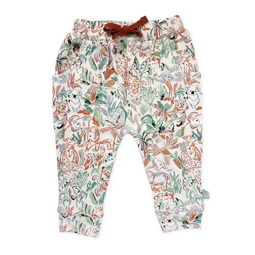 lounge pants | animal kingdom