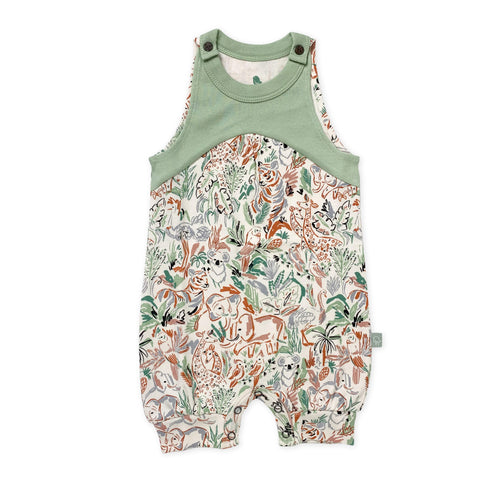 romper | animal kingdom