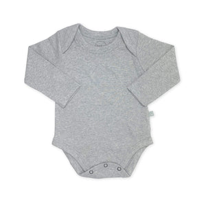 Baby basics long bodysuit | heather finn + emma