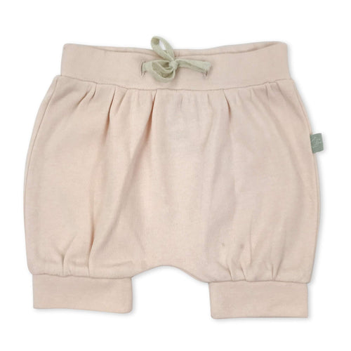 bloomer shorts | pearl pink